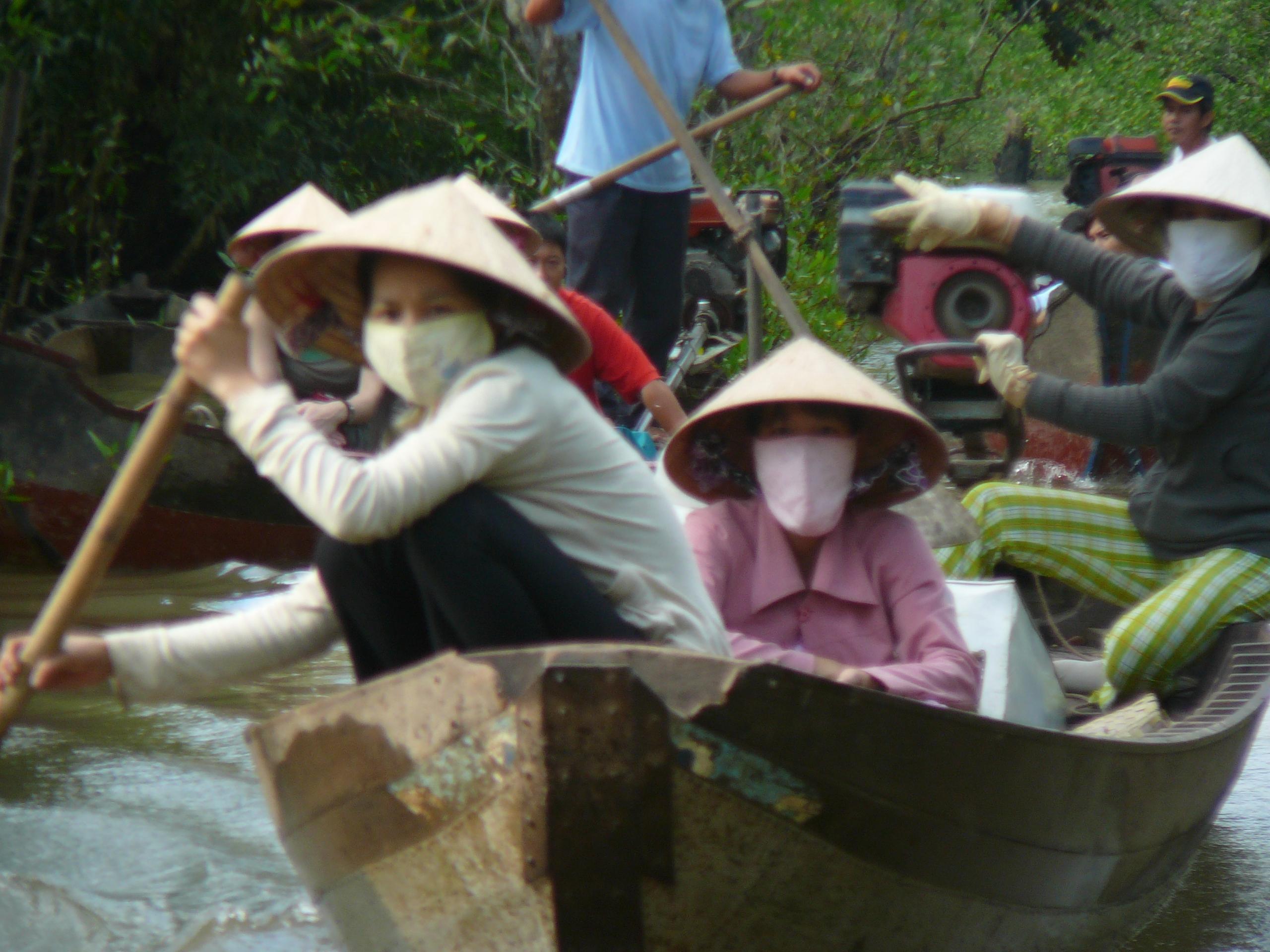 HAFEN FORUM Reisebericht - Bilderreise - Vietnam - Kambodscha - Laos