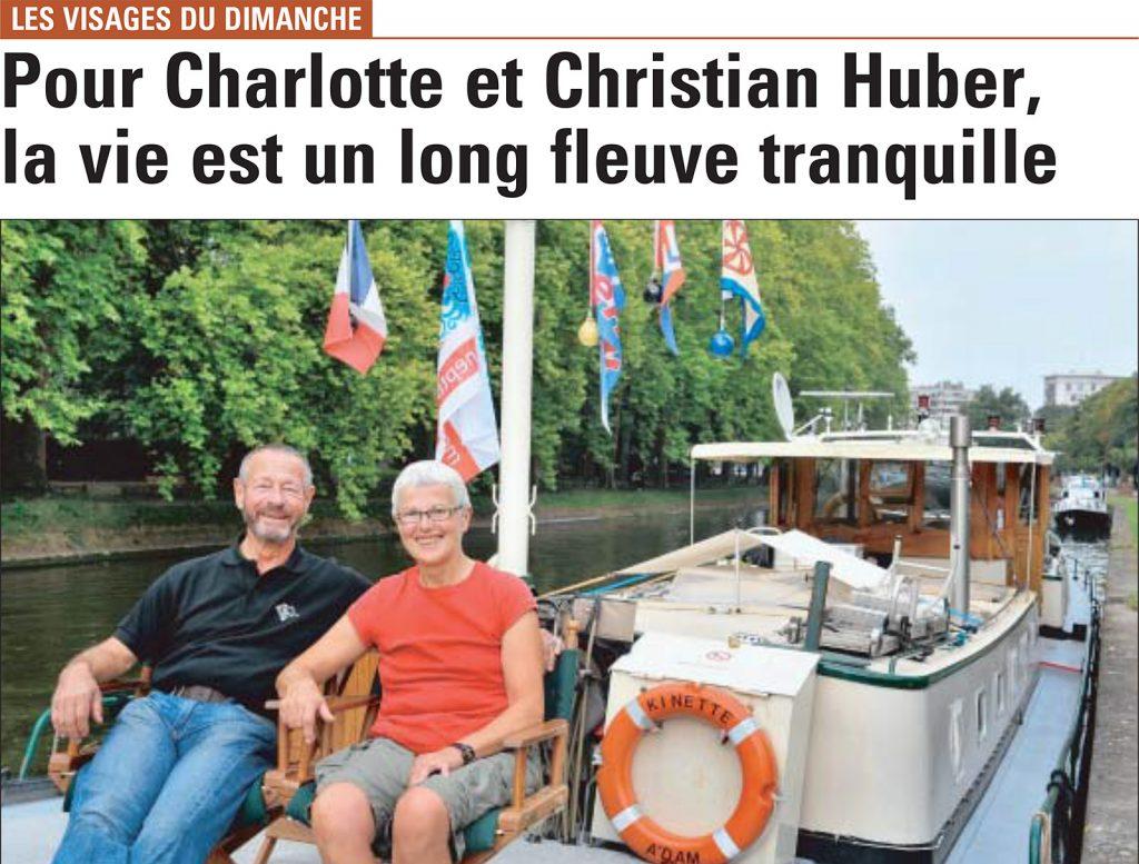 HAFEN FORUM Nr. 21 Mit Luxemotor Kinette 8 Jahre durch Europa