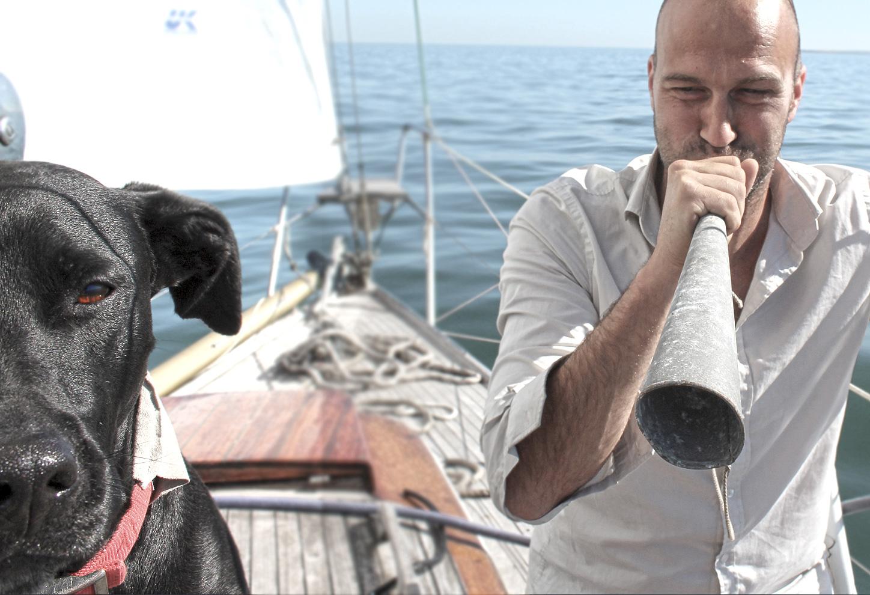 """HAFEN FORUM Nr. 16 """"Auszeit unter Segeln: Westeuropa rund mit Hund"""""""