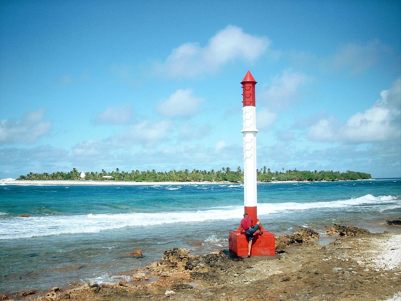 HAFEN FORUM  Nr.18 20 Jahre Weltumsegelung - der Pazifik