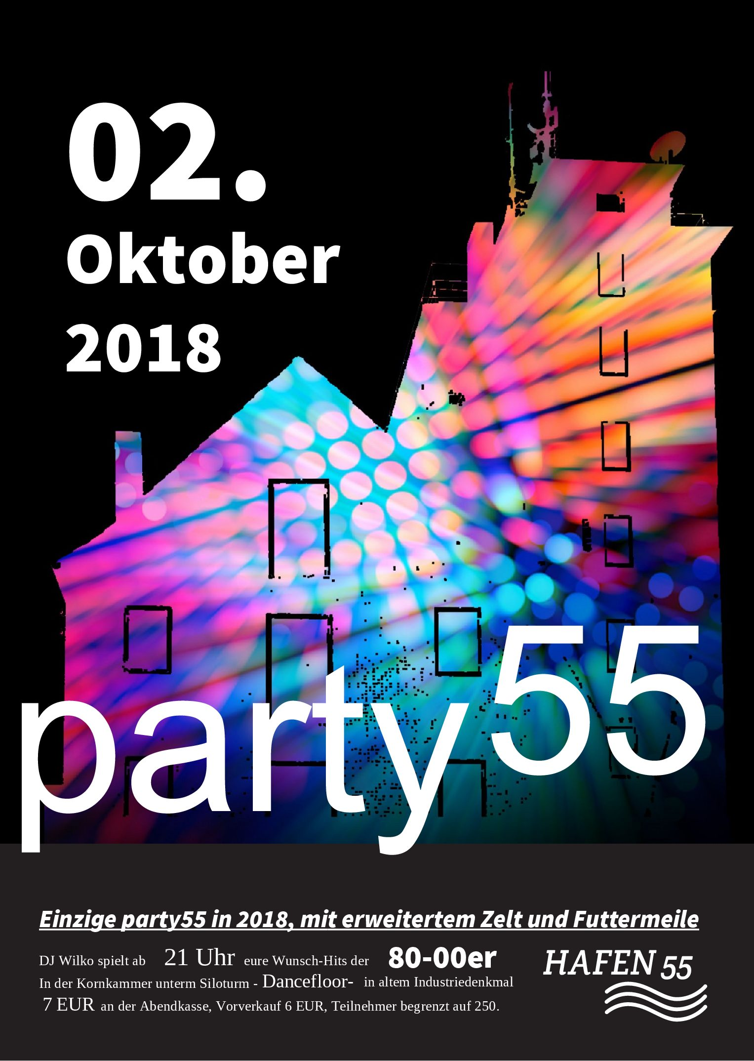 Party55 - 2018